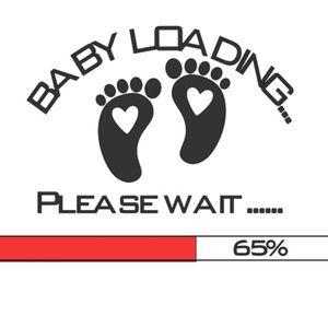 Baby Loading Ladies TShirt